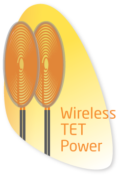 Transcutaneous Energy Transfer - Wireless charging technology by Millar OEM